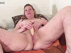 18videoz-Maria profundo videos caseros trios porno de perforación