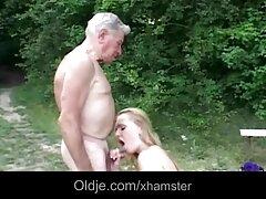 Porno al aire libre