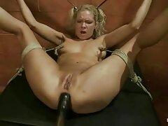 Rubia gran relación con un adulto porno anal trio casero