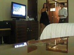 Aaane87-hermosa video xxx casero trios chica en la mesa