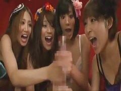 Gran cola japonesa húmeda-añadir videos porno de trios caseros kimono, malla