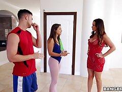 Sean ver videos porno de trios caseros y Shane son su Berta.